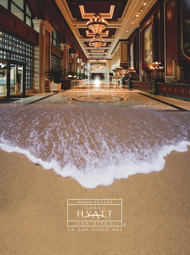 Hyatt Manchester - San Diego