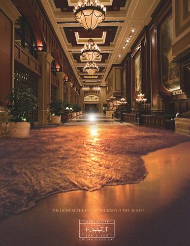 Hoteles y Photoshop