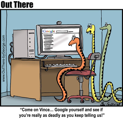 google-yourself-cartoon-snakes